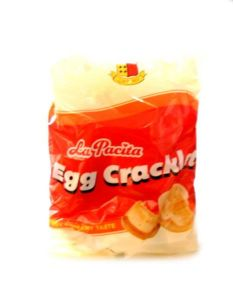 Egg Cracklet [Crackers] by La Pacita | Buy Online at the Asian Cookshop